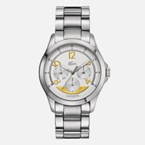 Lacoste Sofia multifunctions steel bracelet watch Women