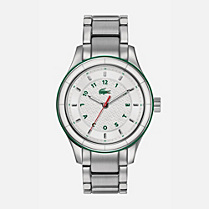 Lacoste Sydney stainless steel bracelet watch Women