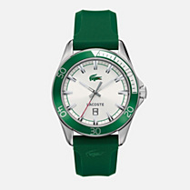 Lacoste Sport Navigator rubber strap watch Men