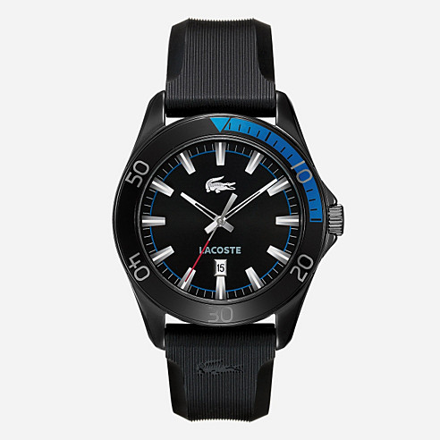 Sport Navigator rubber strap watch