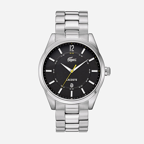 Montreal stainless steel bracelet watch