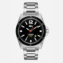 Lacoste Seattle stainless steel bracelet watch Men