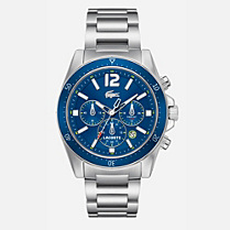 Lacoste Seattle chrono stainless steel bracelet Men