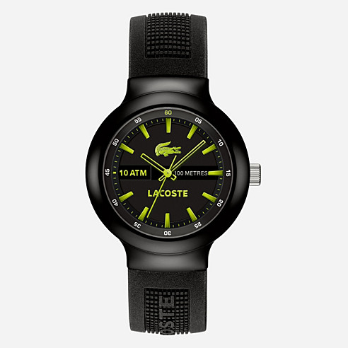 Borneo silicone strap watch