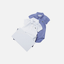 Lacoste Set of two bodysuits gender.gir