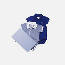 Lacoste Set of two bodysuits Boy