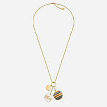 Lacoste Women Club necklace Women