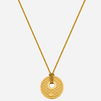 Lacoste Petit Piqué necklace Women