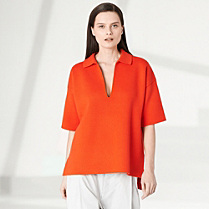 Lacoste Fashion Show sweater with elbow-length sleeves Women
