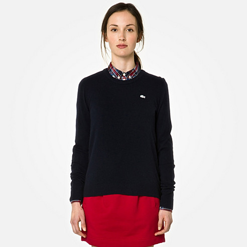 Lacoste Live plain sweater