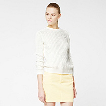 Lacoste Live cable sweater Women