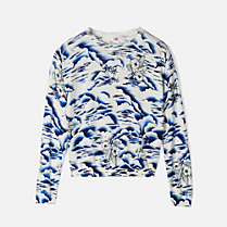 Lacoste Live printed sweater Women