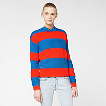 Lacoste Live striped sweater Women