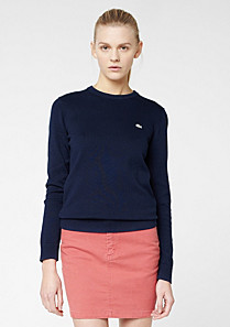 Lacoste Live plain sweater Women