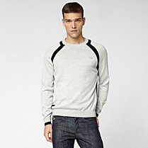 Lacoste Casual Sport sweater with stripes Men