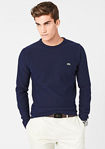 Lacoste Plain sweater Men