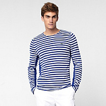 Lacoste Striped sweater Men