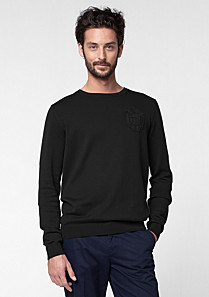 Lacoste Sweater with badge Men