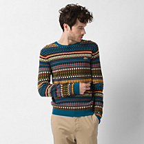 Lacoste Live jacquard sweater Men