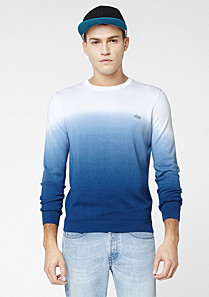 Graduated effect Lacoste Live sweater Men