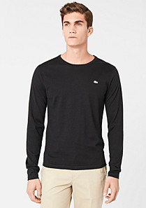 Lacoste Sweater in cotton and cashmere Men