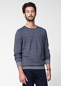 Lacoste Sweater with pocket Men