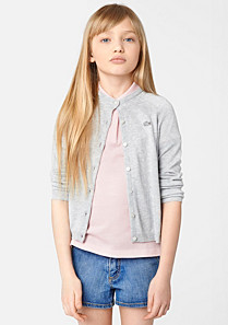 Lacoste Buttoned cardigan gender.gir