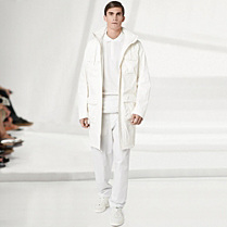 Lacoste Fashion Show long parka Men
