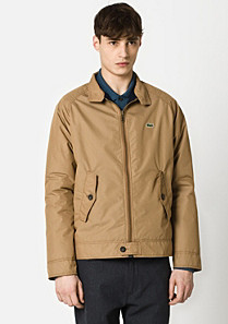 Lacoste Showerproof bomber jacket Men