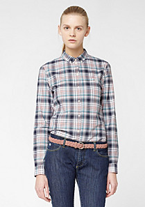 Lacoste Live check shirt Women