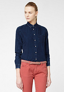Lacoste Live denim shirt Women