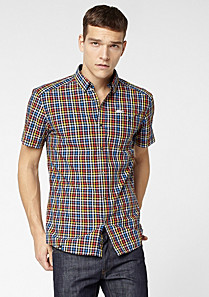 Lacoste Casual Sport check shirt Men
