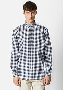Lacoste Regular fit checked shirt Men