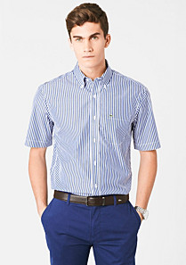 Lacoste Regular fit striped shirt Men