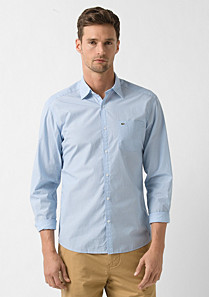Lacoste Tailored fit striped shirt Men
