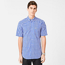 Lacoste Regular fit check shirt Men