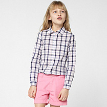 Lacoste Check shirt gender.gir