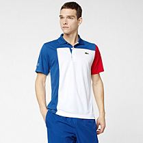Multi-colour Team Lacoste Sport polo Men
