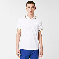 Lacoste Sport polo with piping Men