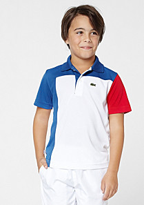 Multi-colour Team Lacoste Sport polo Boy