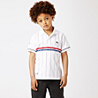 Lacoste Sport Andy Roddick striped polo