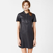 Lacoste 80th Anniversary Edition leather polo dress Women