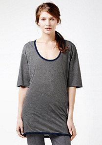 Lacoste Active fluid dress with elbow-length sleeves Women