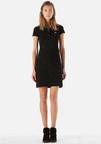 Lacoste Stretch polo dress Women