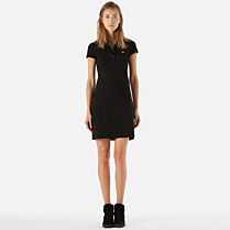 Lacoste Stretch-Polokleid Frau