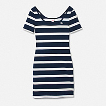 Lacoste Live body hugging dress Women