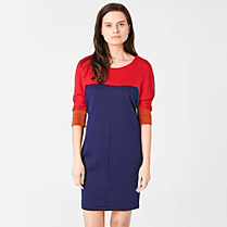 Lacoste 3/4 sleeve dress Women
