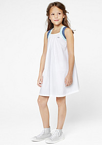 Lacoste Multi-colour sleeveless dress gender.gir