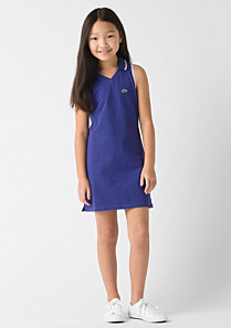 Lacoste Sleeveless Tennis dress gender.gir