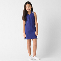 Lacoste Ärmelloses Tennis Kleid gender.gir